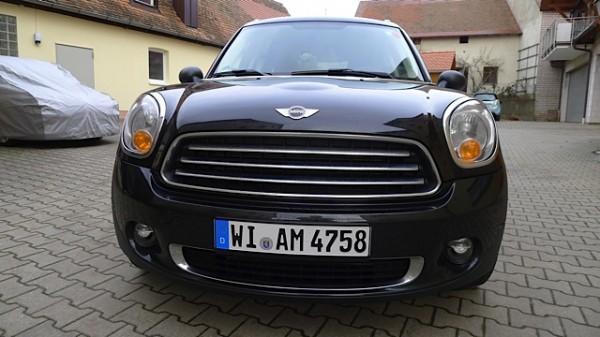 Mini Cooper One, fin bil å kjøre. En slik med 4x4 og aut = Jatakk!