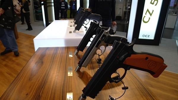CZ nyheter på pistolfronten