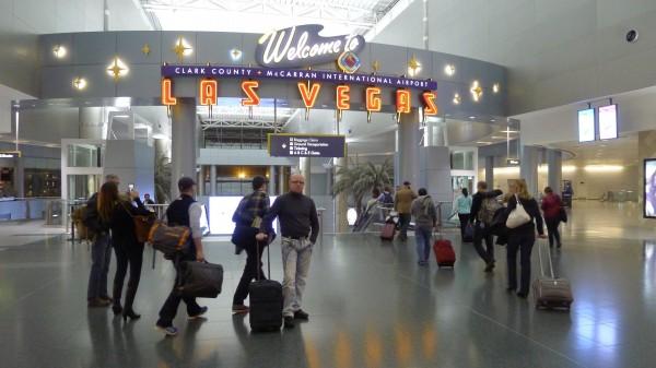 Tilbake i Vegas