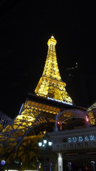 Eiffeltårnet ved Paris