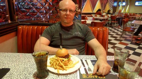 Roxy @ Stratosphere er en 50-talls inspirert burgerplass
