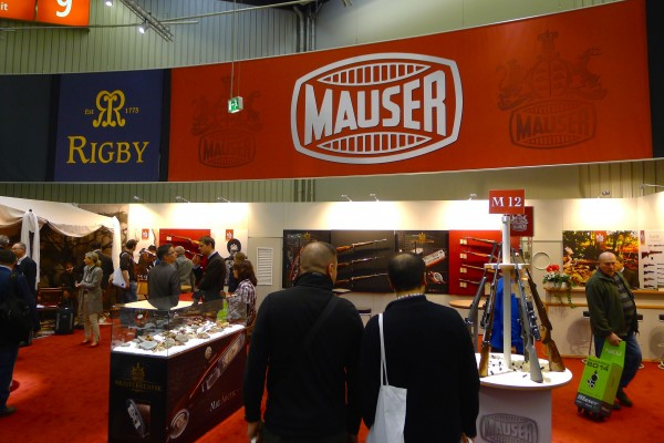 Mauser stand