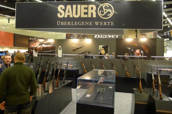 Sauer stand