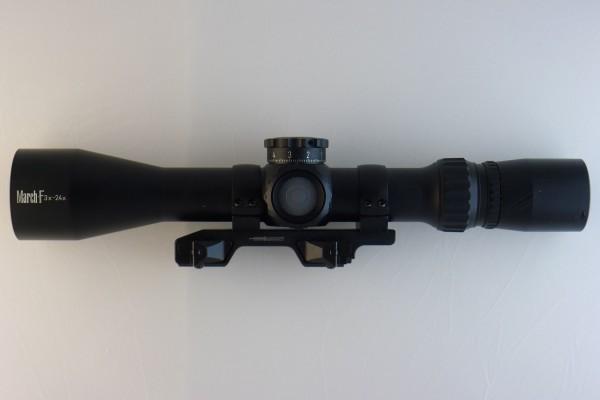 Kort og kompakt optikk fra March
