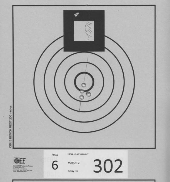 15,24mm hvor jeg også hadde et skudd som flyr opp? Dette MÅ jeg finne ut av.