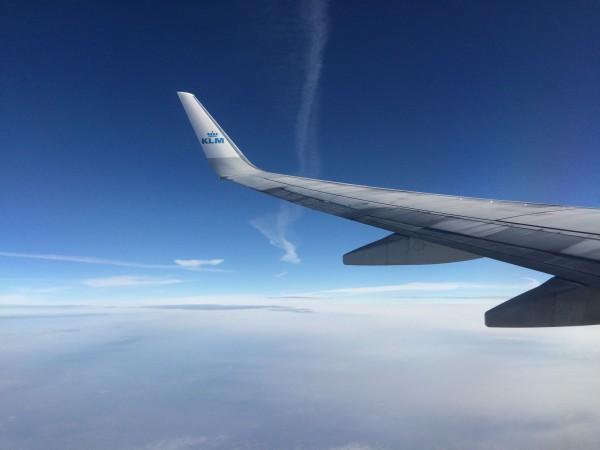 KLM til Munchen