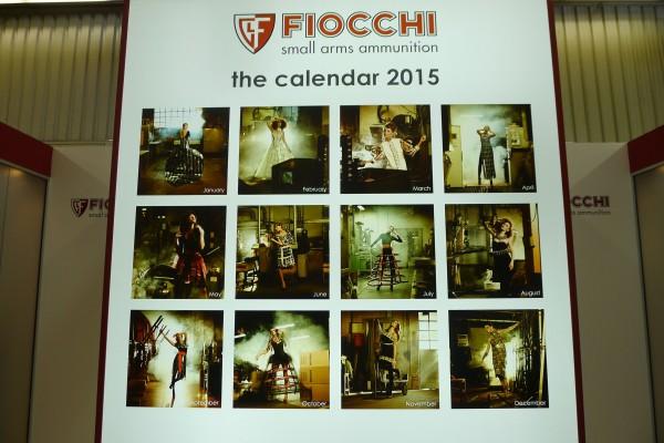 Fiocchi med årets kalender