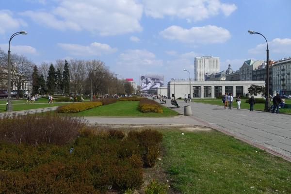 Parken ved siden av