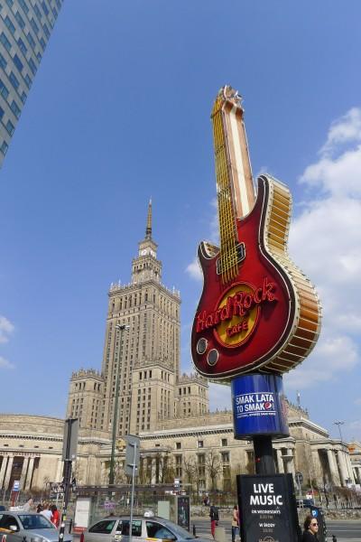 Hard Rock Warszawa