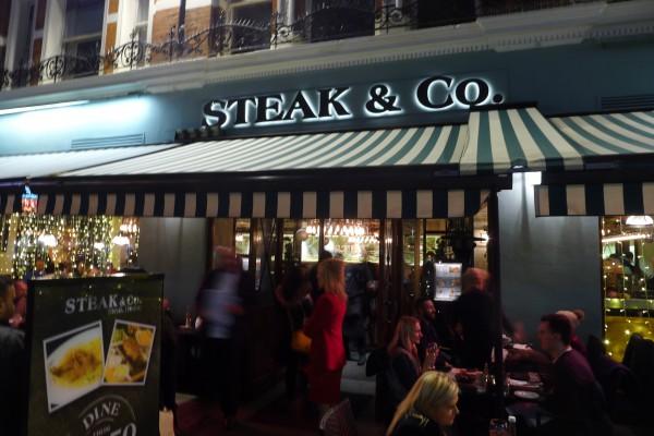 Steak & Co kan trygt anbefales