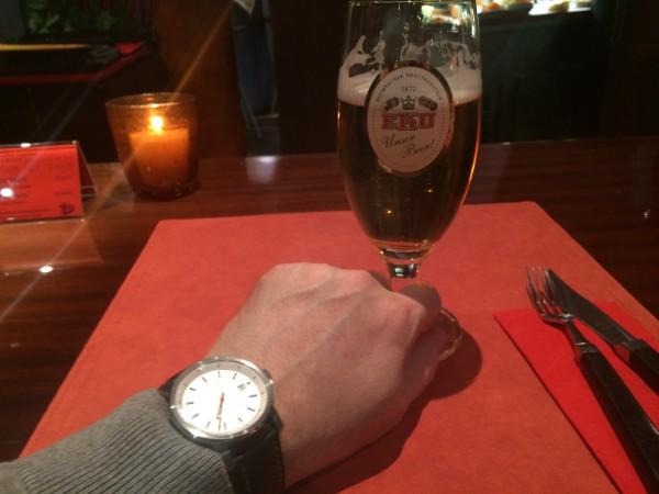 Tysk øl smaker godt