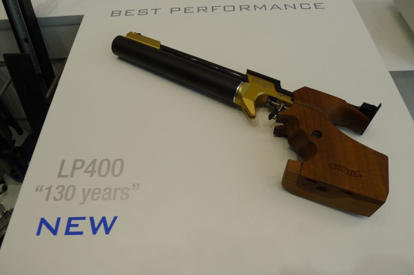Walther LP400 Jubileumsmodell