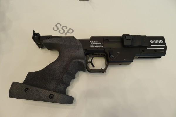 Walther SSP sitter som støpt i hånda mi