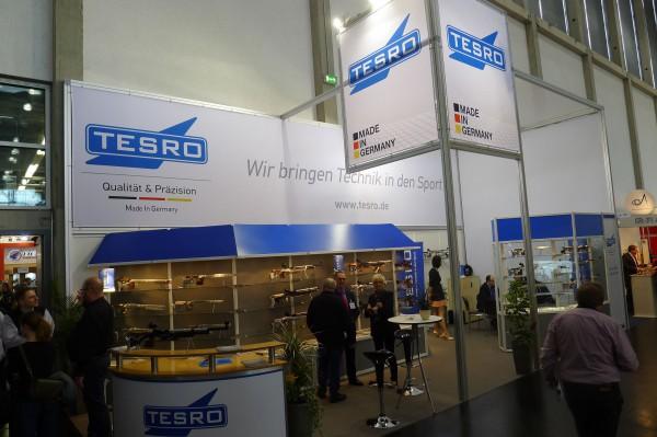 Tesro begynner å komme seg inn på markedet