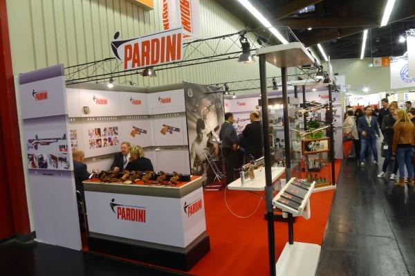 Pardini stand