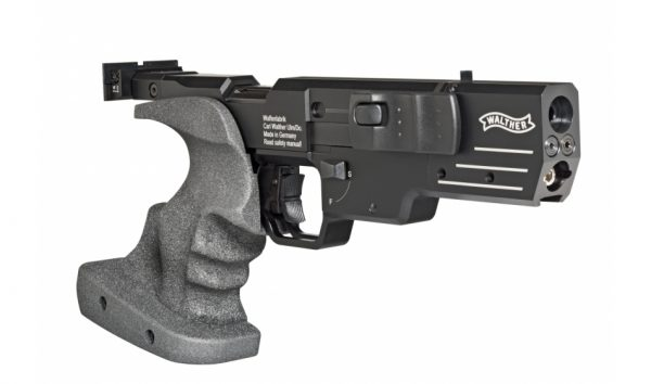 Walther SSP (.22LR)