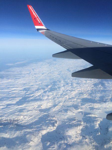 Fortsatt snø i fjellet i sør Norge